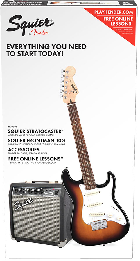 Squier Wiki | Squier Stratocaster Pack
